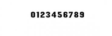 NARATAS A STANDARD.ttf Font OTHER CHARS