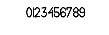 NativeMilesType.otf Font OTHER CHARS