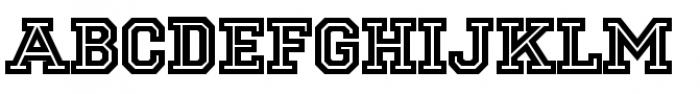 National Champion In Medium Font UPPERCASE