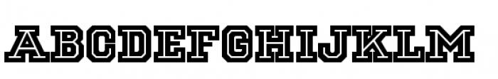 National Champion In Medium Font LOWERCASE