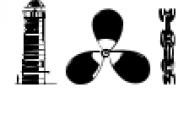 Nautical Doodles Font LOWERCASE