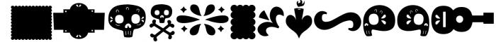 Nacho Font UPPERCASE
