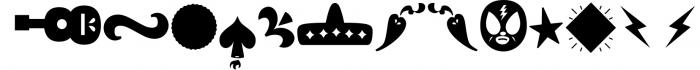Nacho Font LOWERCASE
