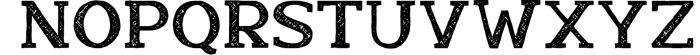 Nafisyah Slab Display Font Collection 5 Font UPPERCASE