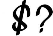 Nagitta Script Font OTHER CHARS