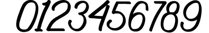 Navara Brush Font Font OTHER CHARS