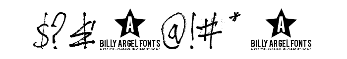NACHOS & TV Light Font OTHER CHARS