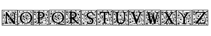 Nabel Font UPPERCASE