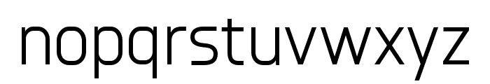 Nairi Normal Font LOWERCASE
