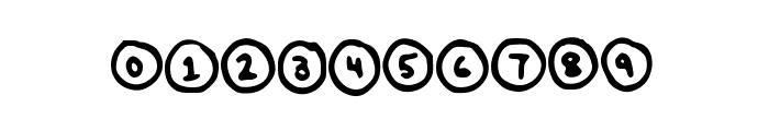 Nanaimo Font OTHER CHARS
