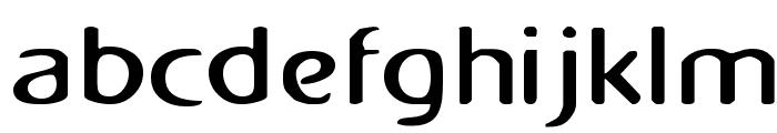 Napapiiri Font LOWERCASE
