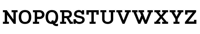 Napo ExtraBold Font UPPERCASE