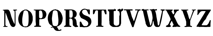 NapoleonDemo Regular Font UPPERCASE