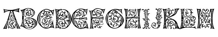 Napoli Font UPPERCASE