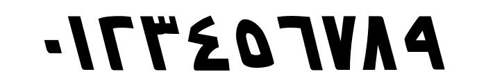 Nasim Font OTHER CHARS