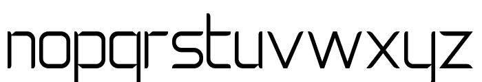 Natalisa Light Font LOWERCASE