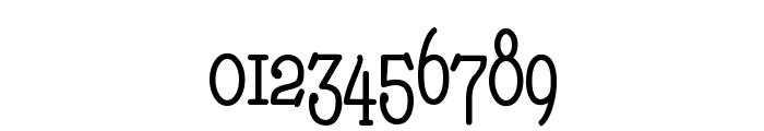 Nathan Alternates Condensed Regular Font OTHER CHARS