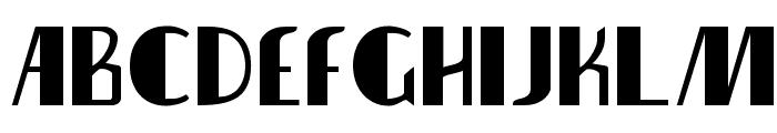 Nathan Brazil Regular Font LOWERCASE