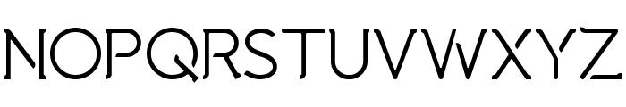 Natura Play Font UPPERCASE
