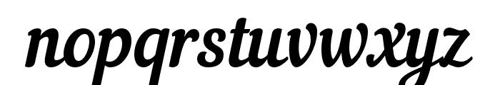 NautilusPompilius Font LOWERCASE