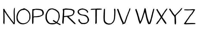 Nawabiat Regular Font UPPERCASE