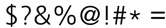 NanumGothic Font OTHER CHARS