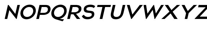 Naked Power Book Italic Font UPPERCASE