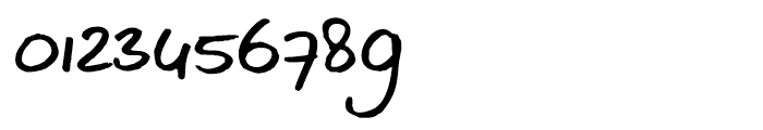Naomi Regular Font OTHER CHARS