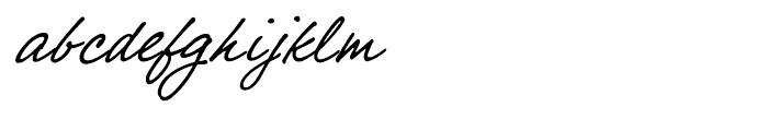 Narrative BF Regular Font LOWERCASE