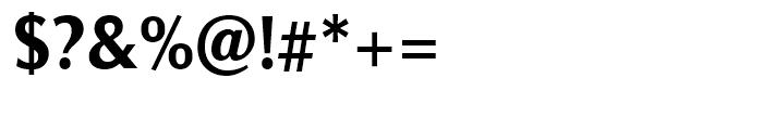 Nat Grotesk Black Font OTHER CHARS