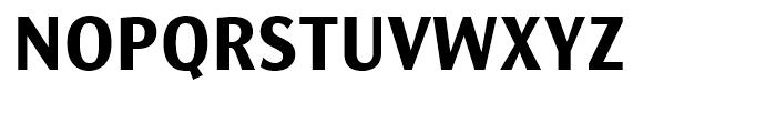 Nat Grotesk Black Font UPPERCASE