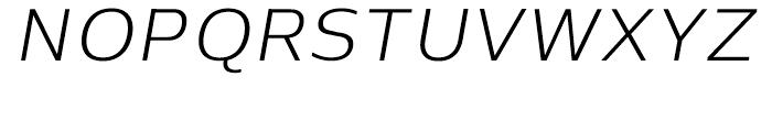 Nauman Italic Font UPPERCASE