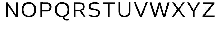 Nauman Medium Font UPPERCASE