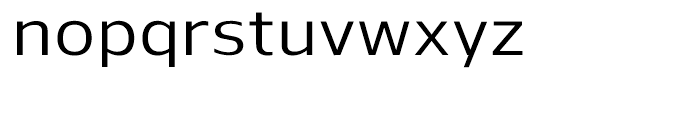 Nauman Medium Font LOWERCASE