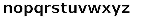 Nauman SemiBold Font LOWERCASE