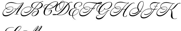 Nautica Bold Font UPPERCASE
