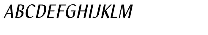 Nautilus Text Italic Font UPPERCASE