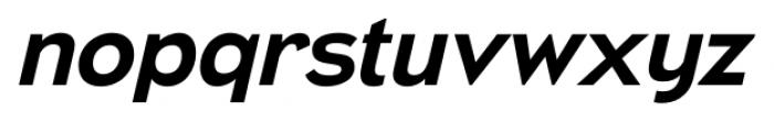 Naked Power Italic Font LOWERCASE