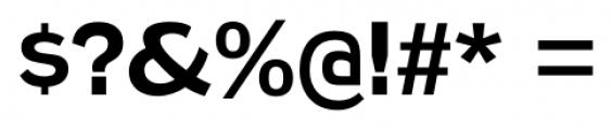 Naked Power Regular Font OTHER CHARS