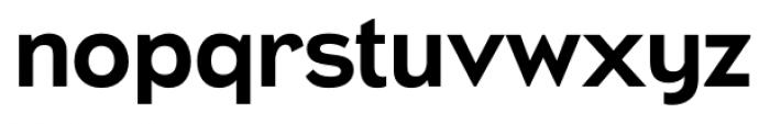 Naked Power Regular Font LOWERCASE
