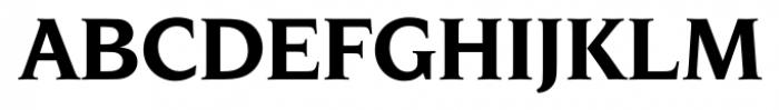 Navarro Bold Italic Font UPPERCASE