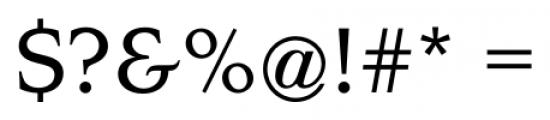 Navarro Medium Italic Font OTHER CHARS
