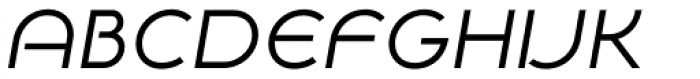 NaNa Pro Italic Font UPPERCASE
