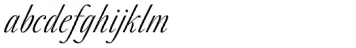 Nabuco Regular Font LOWERCASE
