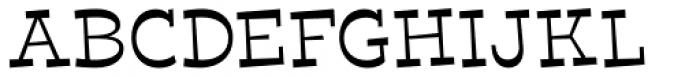 Nacho Medium Font UPPERCASE
