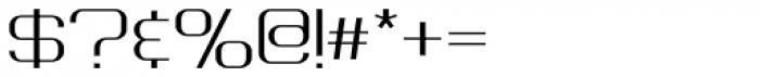 Nacissism Alpha Font OTHER CHARS