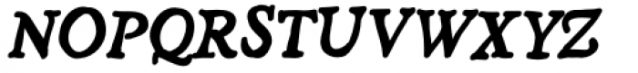 Nadira Pro Bold Font UPPERCASE