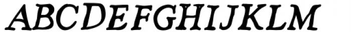 Nadira Pro Regular Font UPPERCASE