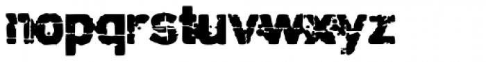 Nageka Font LOWERCASE