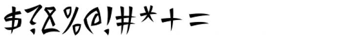 Nagomi Font OTHER CHARS